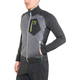 Karpos Odle Fleece Jacket Herren dark grey